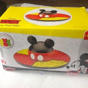 Disney Mickey Mouse gummy treat maker new